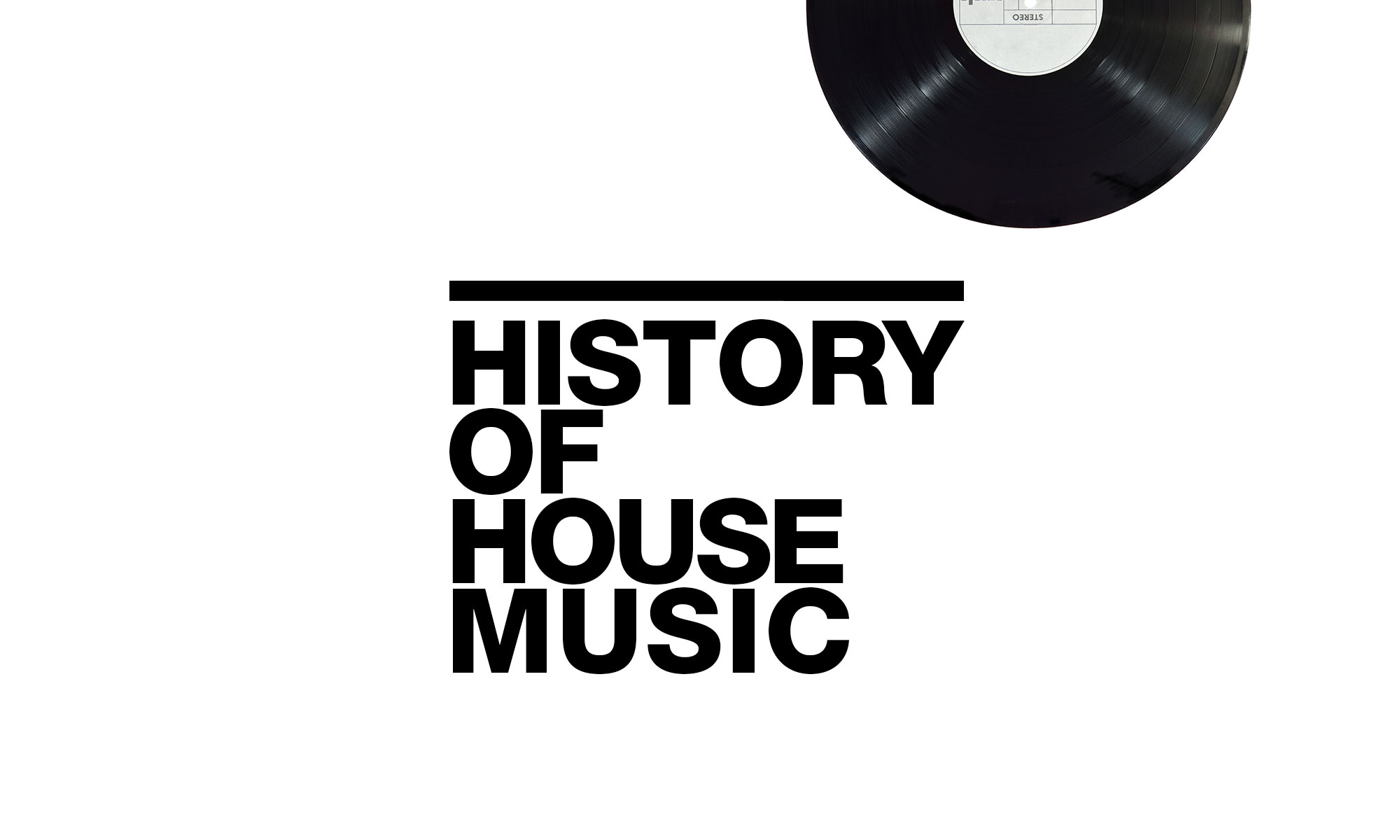 History of House Music Podcast